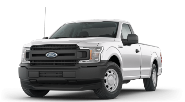 2019 Ford F-150 2WD Truck Regular Cab